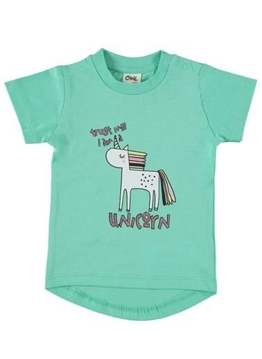 Civil Baby Tişört Renkli